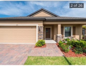 4115 HARVEST CIRCLE ROCKLEDGE, FL 32955